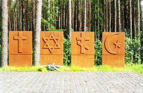 KATYN - symbole religii