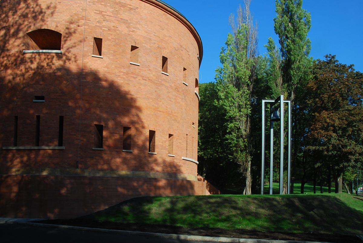Uroczystość otwarcia Muzeum Katyńskiego 001