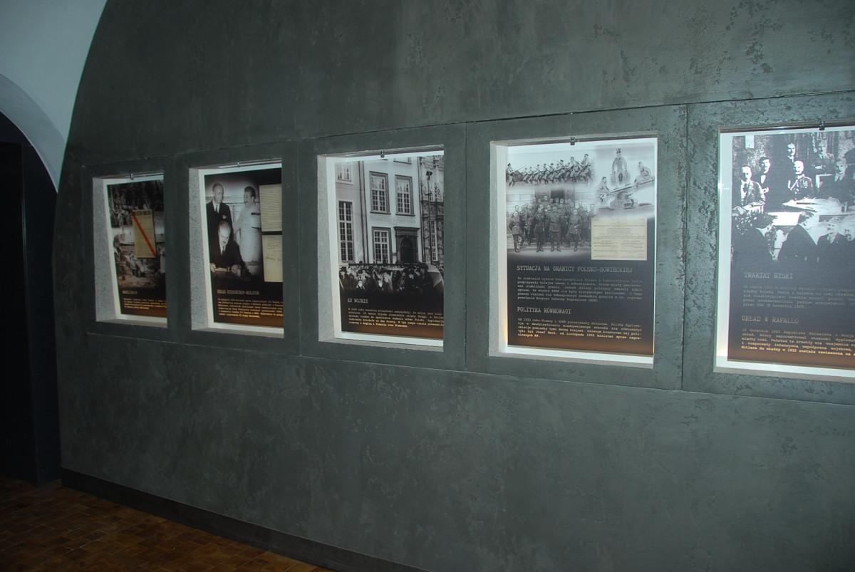 Uroczystość otwarcia Muzeum Katyńskiego 004