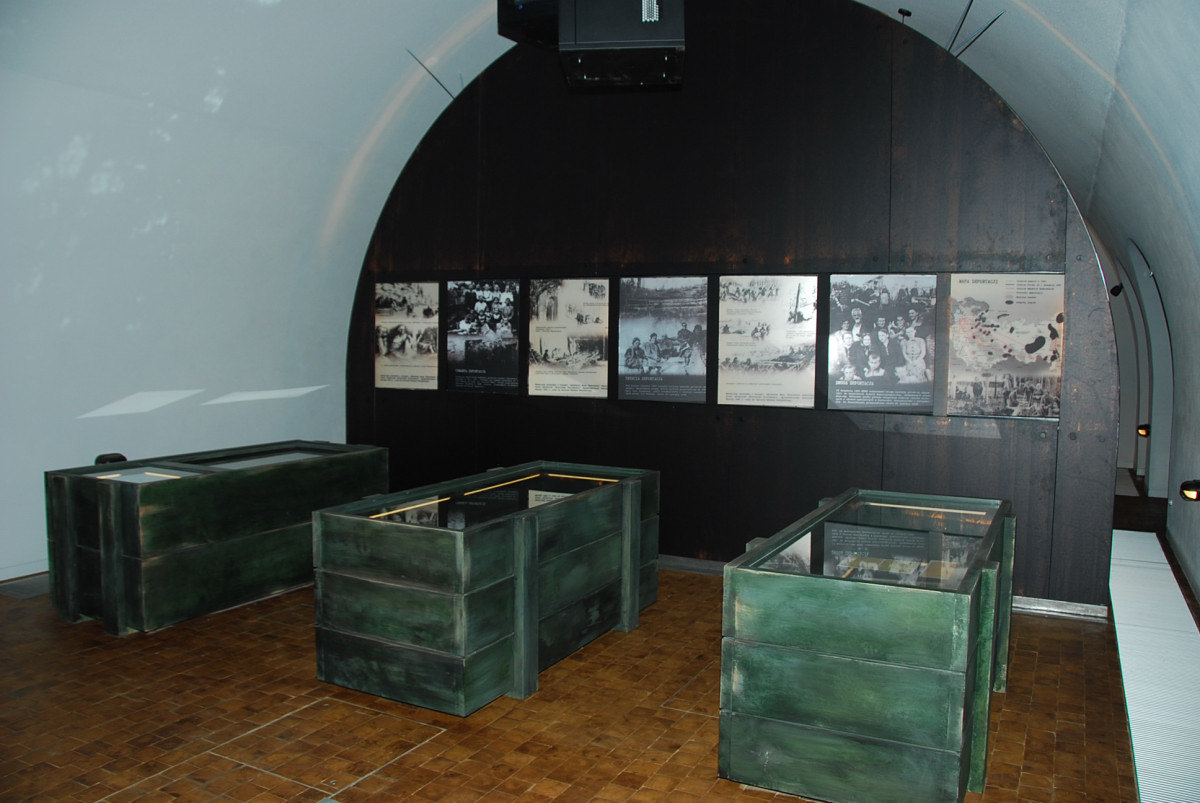 Uroczystość otwarcia Muzeum Katyńskiego 006