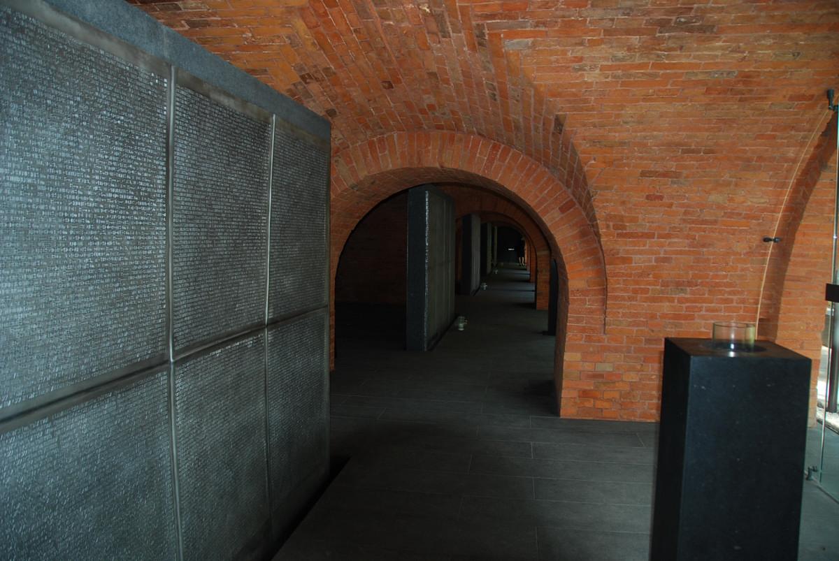 Uroczystość otwarcia Muzeum Katyńskiego 010