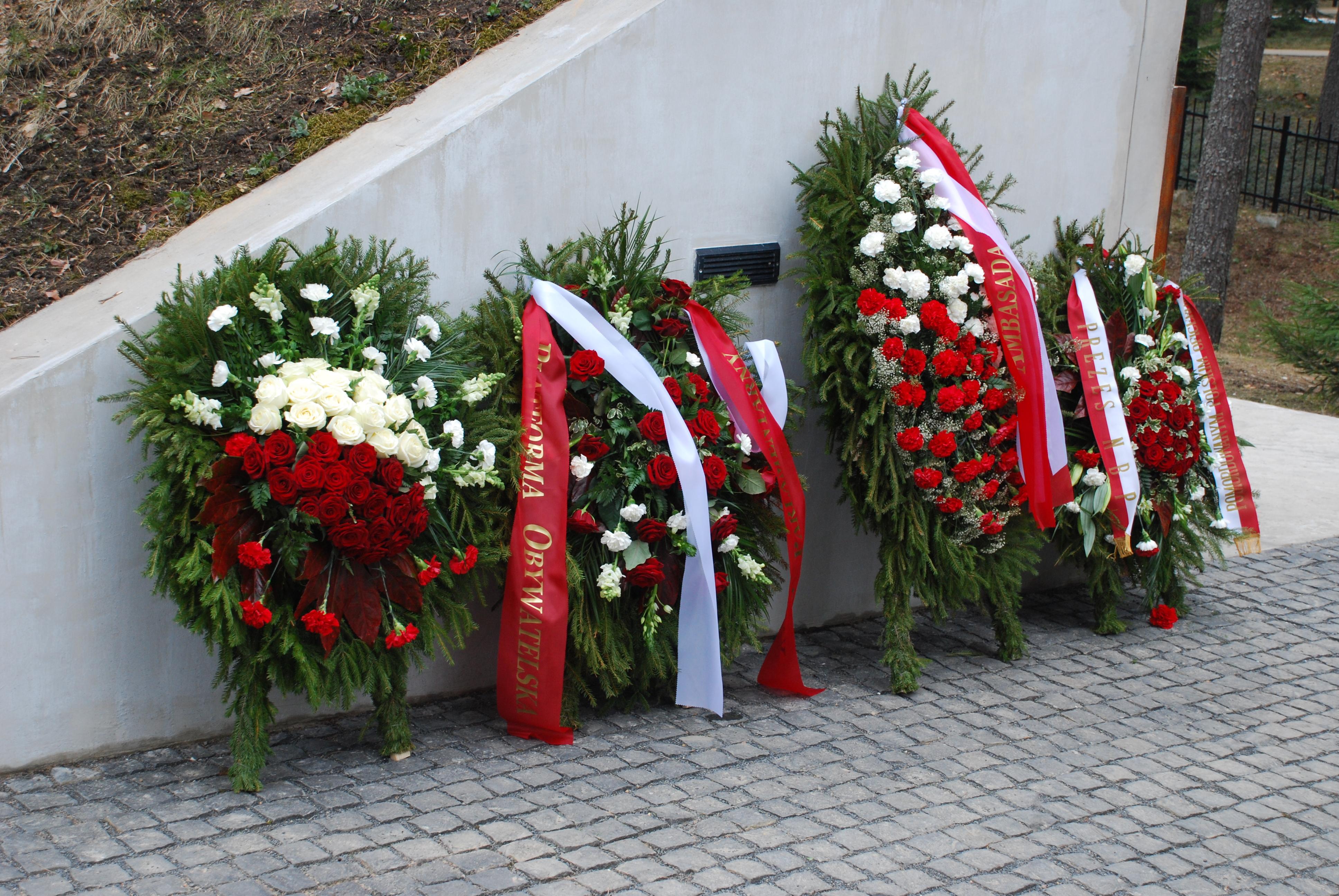 Katyń 2010